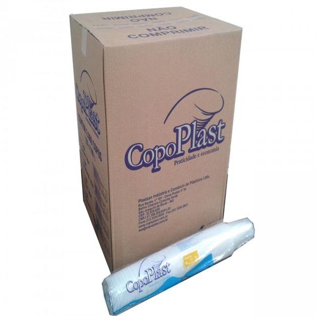 Copo Plástico Transparente PS CopoMais 300ml Caixa com 2.000 Copos