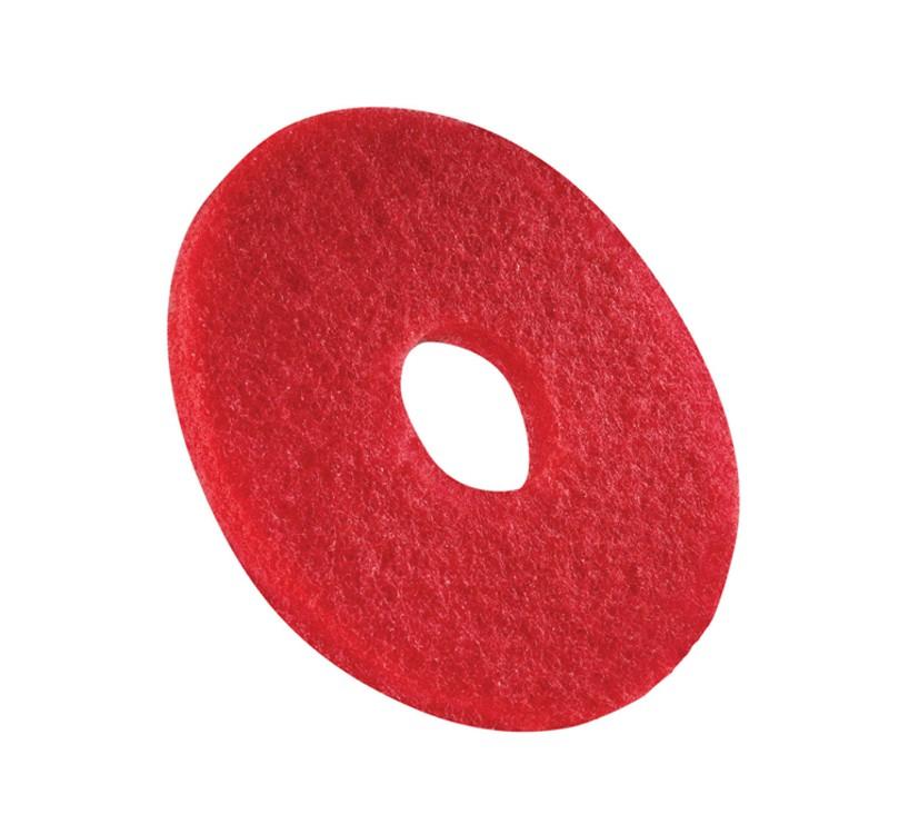 Disco Restaurador Vermelho para Enceradeira