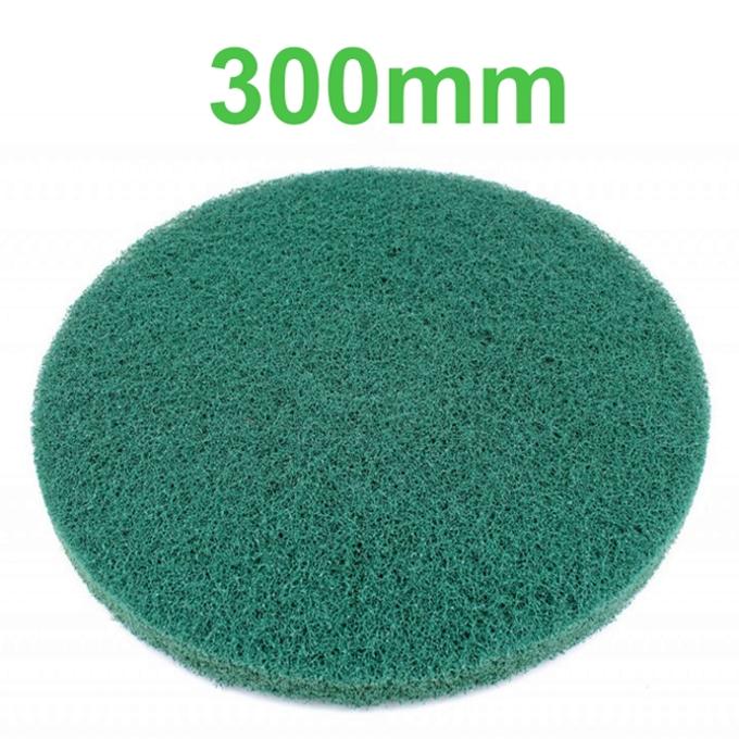 Disco Limpador Verde para Enceradeira 300mm