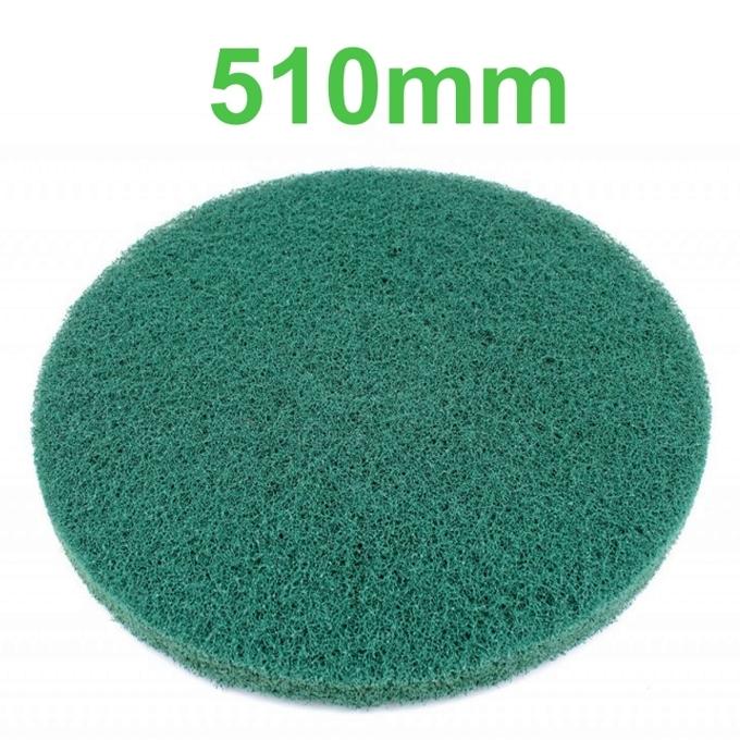 Disco Limpador Verde para Enceradeira 510mm