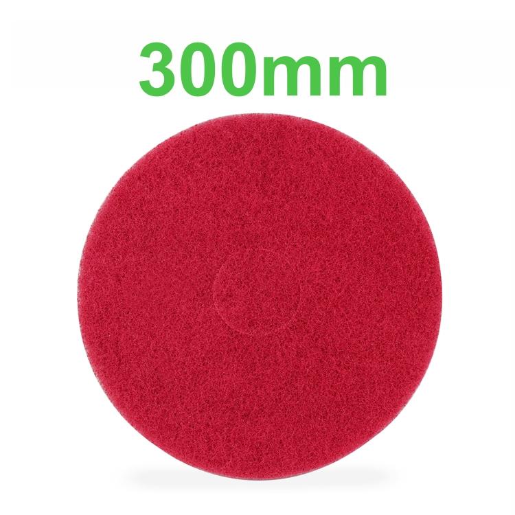 Disco Restaurador Vermelho para Enceradeira 300mm
