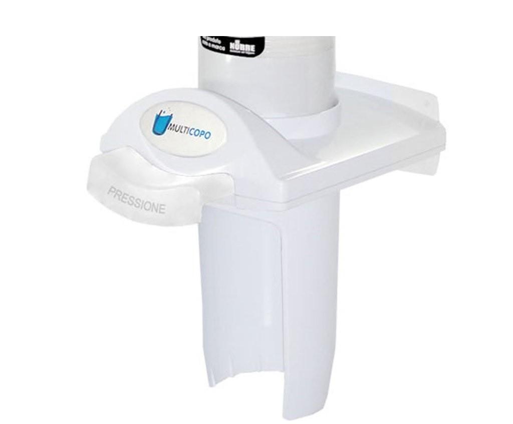 Dispenser Multicopo Branco para Copo Plástico 200ml