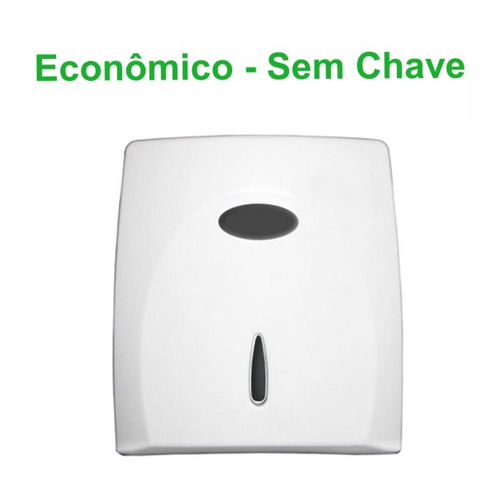 Dispenser Papel Toalha Interfolha Nobre - Econômico