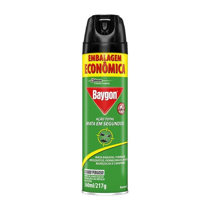 Inseticida Baygon 395ml