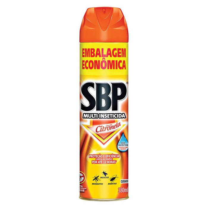 Inseticida SBP 300ml