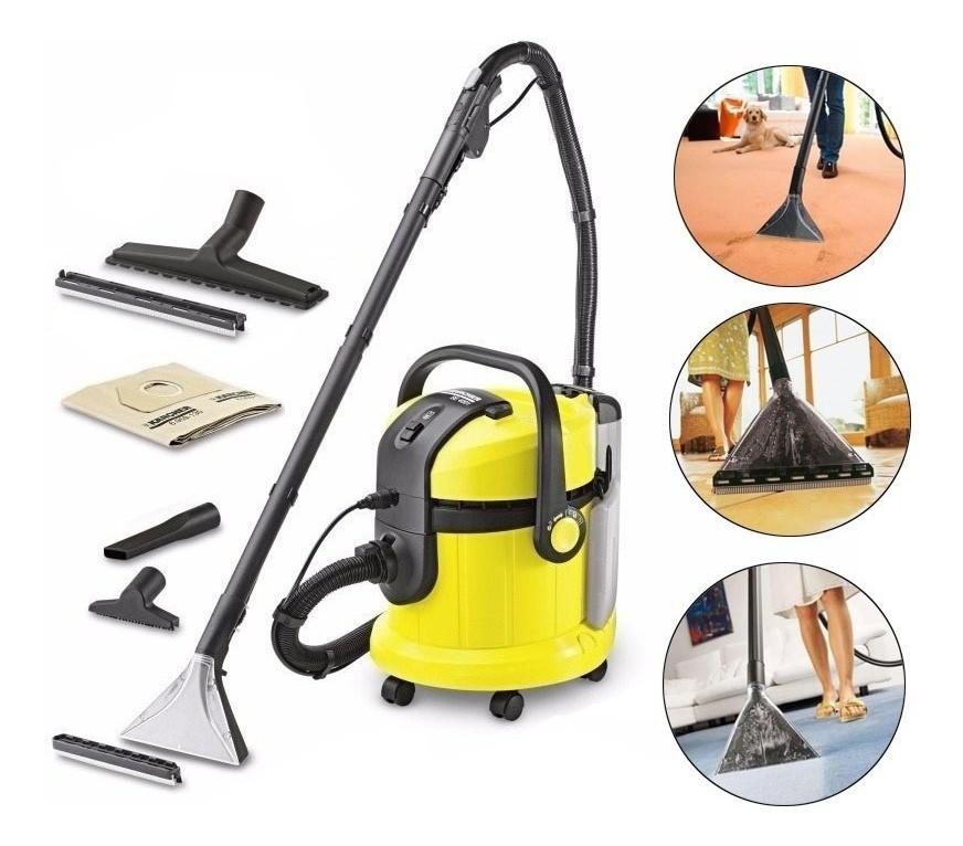 Lavadora E Extratora De Tapetes E Carpetes Karcher Se 4001 1.081-124.0 1400W 220V