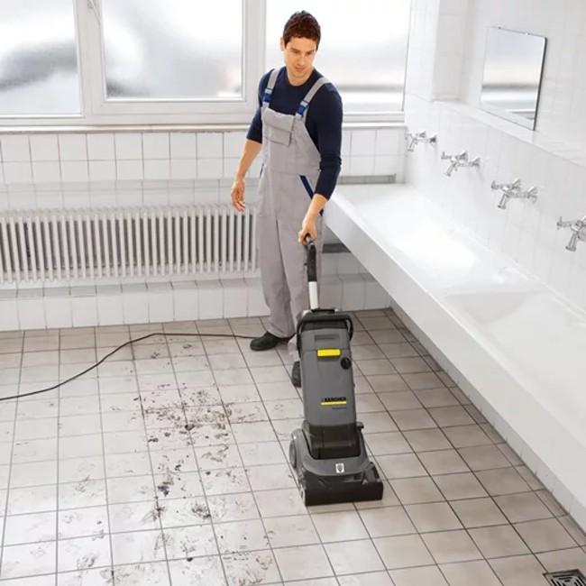 Lavadora e Secadora de Piso Karcher BR 30/4 - 220V