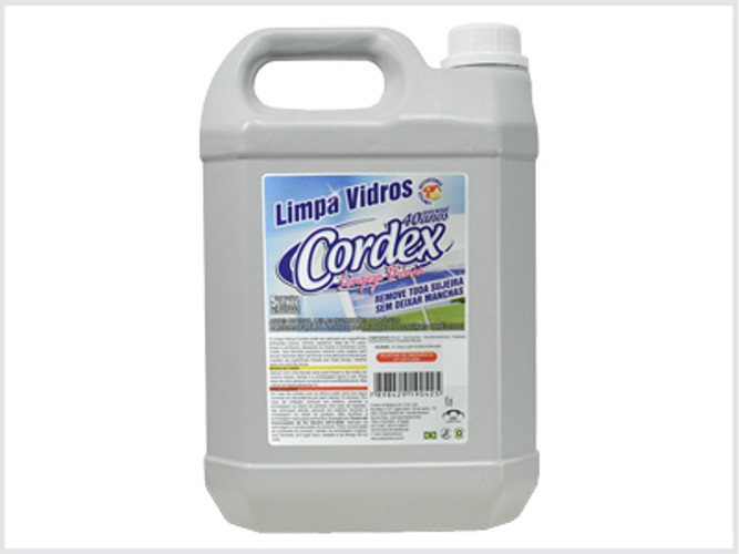 Limpa Vidro Cordex 5L