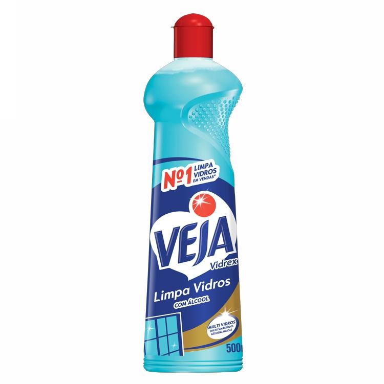 Limpa Vidro Veja Vidrex 500 ml