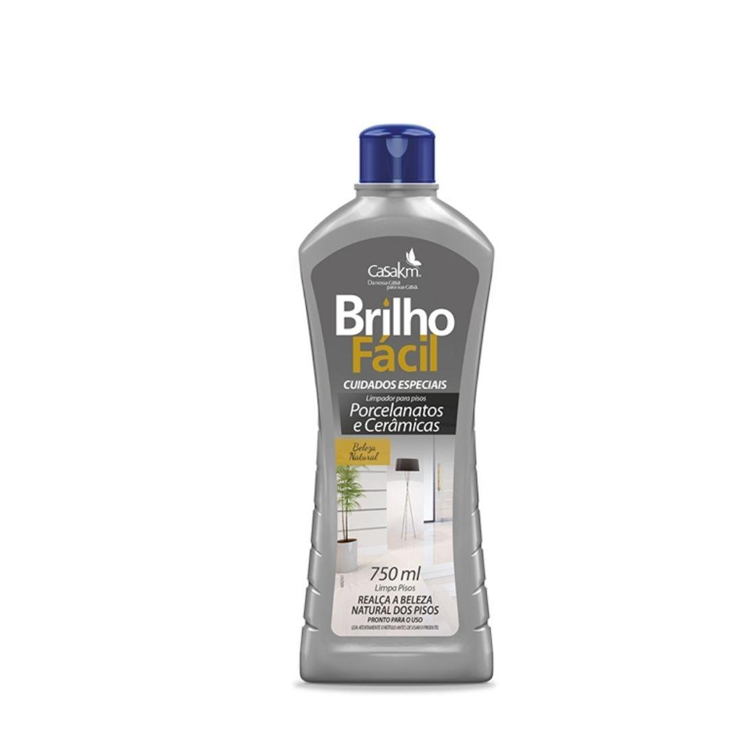 Limpador Brilho Fácil para Pisos e Porcelanatos - 750ml