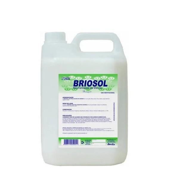 Neutralizador de Odores de Ambiente Briosol 5L