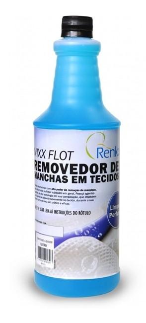 Nixx Flot 1 Litro - Removedor de manchas em Tecidos