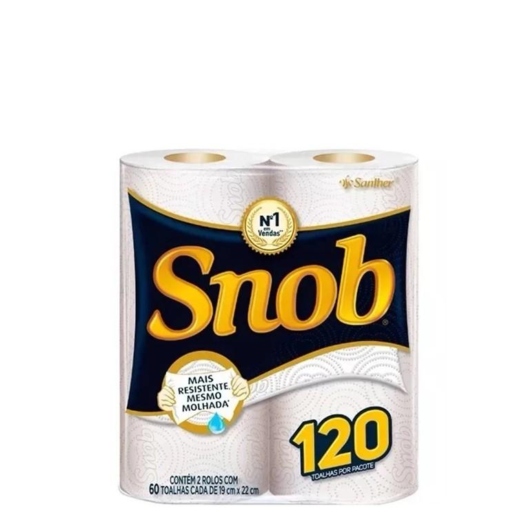 Papel Toalha Cozinha Snob