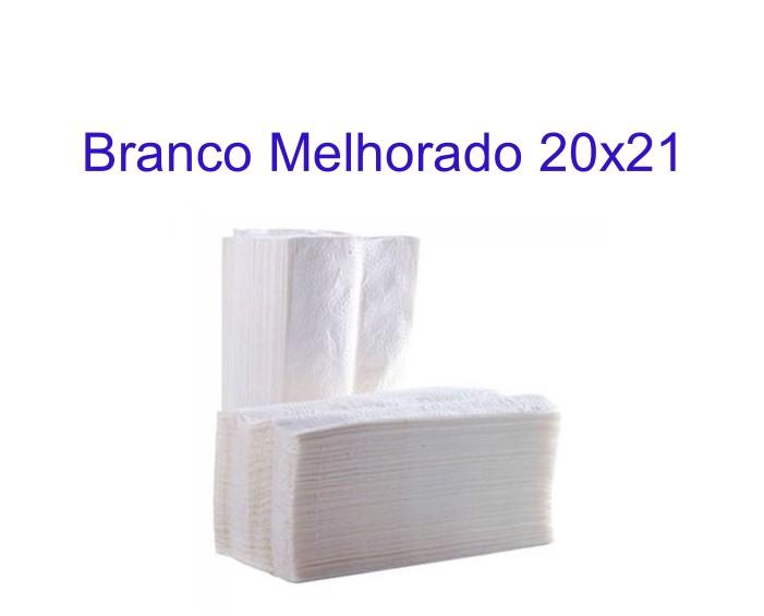Papel Toalha Interfolhado Branco 20x21 - Stax