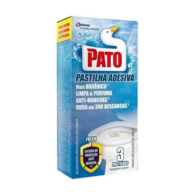 Pastilha Adesiva - Pato c/3 - Fresh