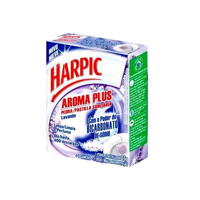 Pedra Sanitária Harpic - 20g