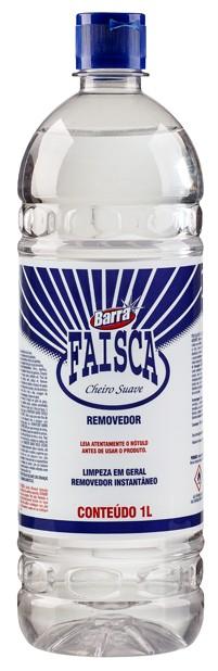 Removedor Faísca Cheiro Suave - 500ml