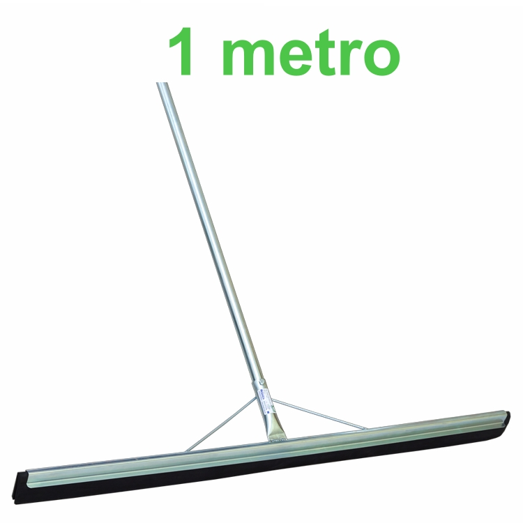 Rodo de Alumínio - Util Eco - Tamanho: 1 metro