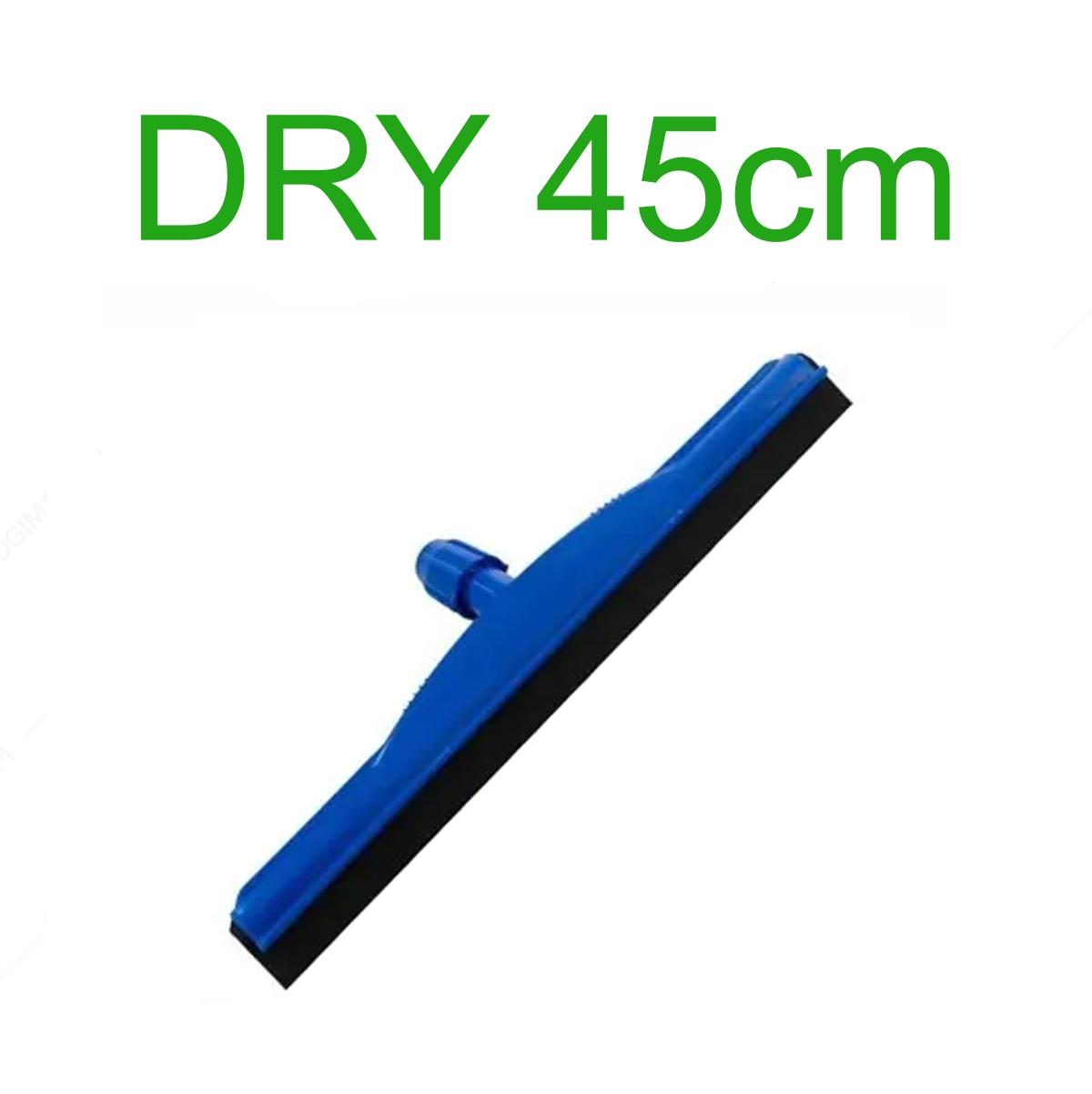 Rodo Euro Ultra Dry Azul Bralímpia - 45cm