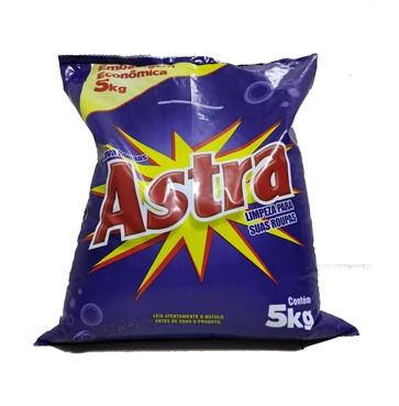 Sabão em Pó Astra - 5Kg
