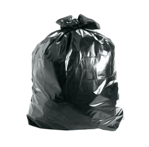Saco de Lixo 60L - Preto