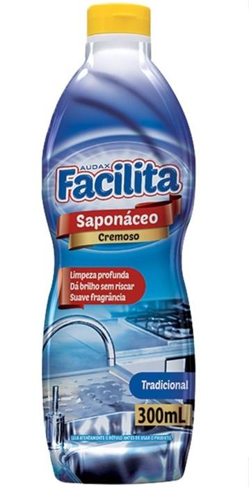 Sapólio Facilita Cremoso - 300ml