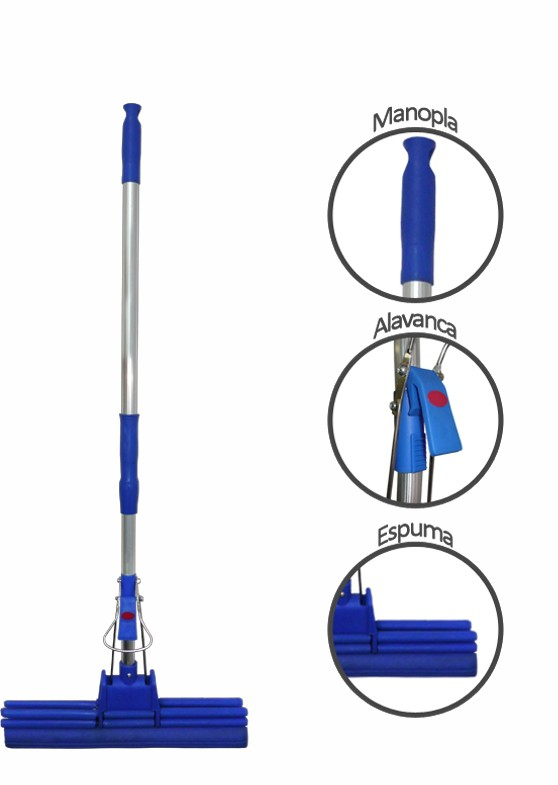 Sekito - Rodo Mágico Espuma - 27cm