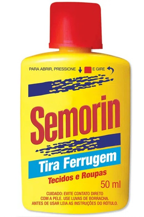 Semorin - Tira Ferrugem - 50ml