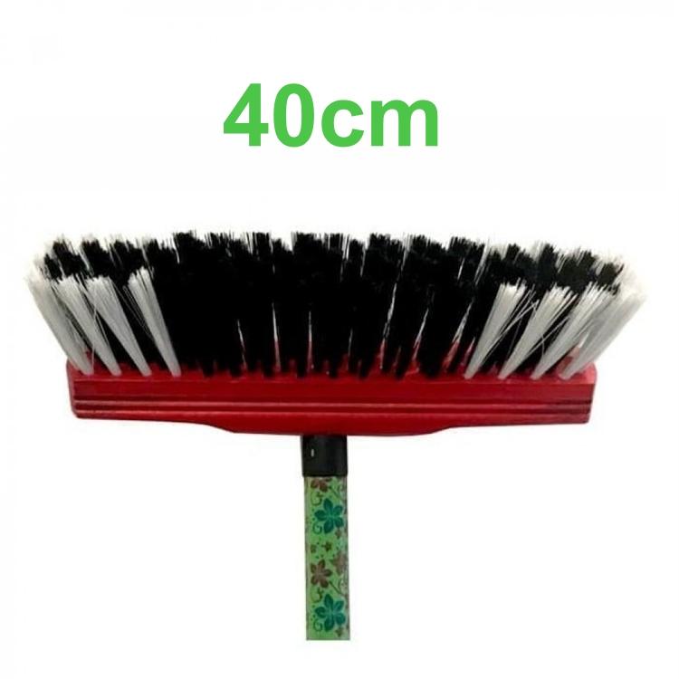 Vassoura de Pelo Sintético - 40cm