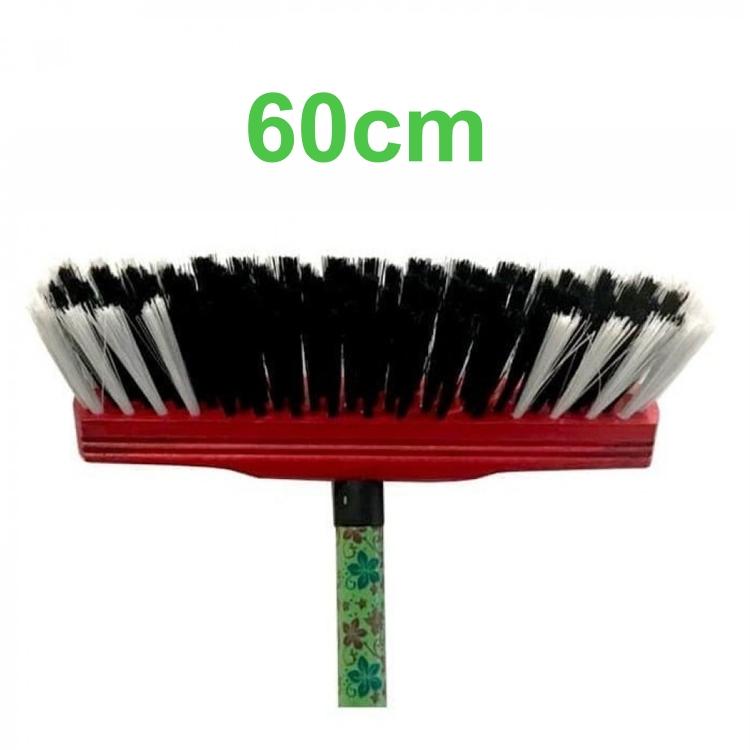 Vassoura de Pelo Sintético - 60cm