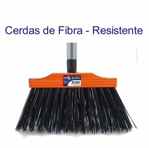 Vassoura Piaçava - Cerdas de Fibra - Chapa 2