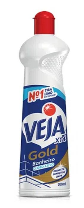 Veja X-14 Limpeza Pesada - 500ml
