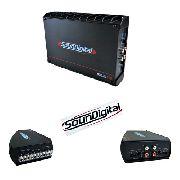 Soundigital Sd 800 Sd800 Sd800.4d 800.4d 4 Canais Evo