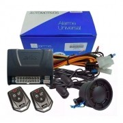Alarme Automotivo Fks Universal Fk902 Plus Completo