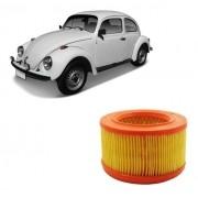 Elemento Filtro De Ar Volkswagen Fusca 1.3 1.5 1.6 Carb. Sim