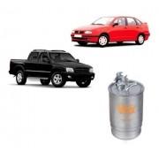 Filtro De Combustível F250 S10 Ibiza Cordoba Gol Polo