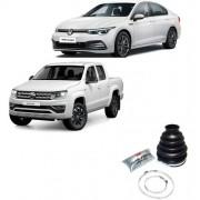 Kit Homocinética Interna Lado Roda Volkswagen Amarok 2011/