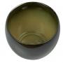 Cachepot de Cerâmica Chumbo Holandês Lorance 21x18cm