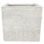 Cachepot de Cimento Artesanal Areia Andes 35x32cm