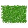 Folhagem de Grama Verde Claro Permanente 40x60cm