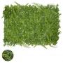 Folhagem de Grama Verde Permanente 40x60cm