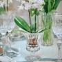 Vaso de Cristal Transparente 12x15cm