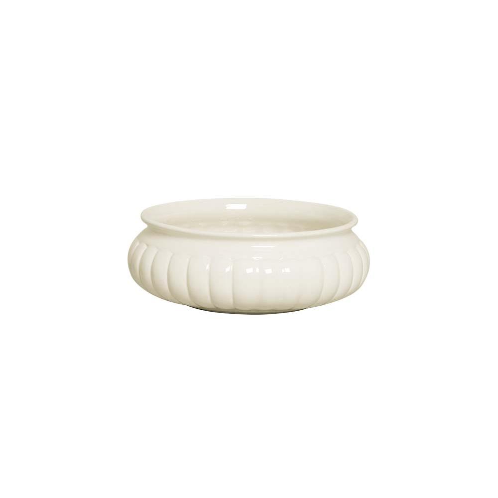 Bacia Cerâmica Santorini 24x9cm