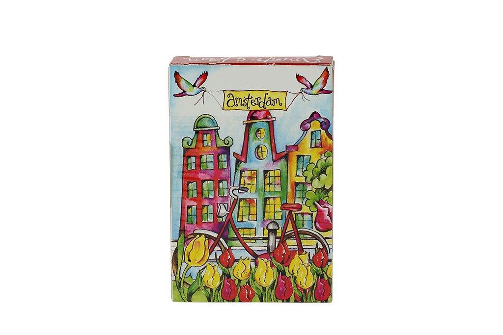 Baralho Colorido Amsterdam
