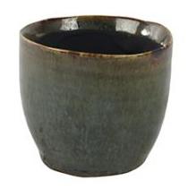 Cachepot de Cerâmica Jade Lara 7x7cm
