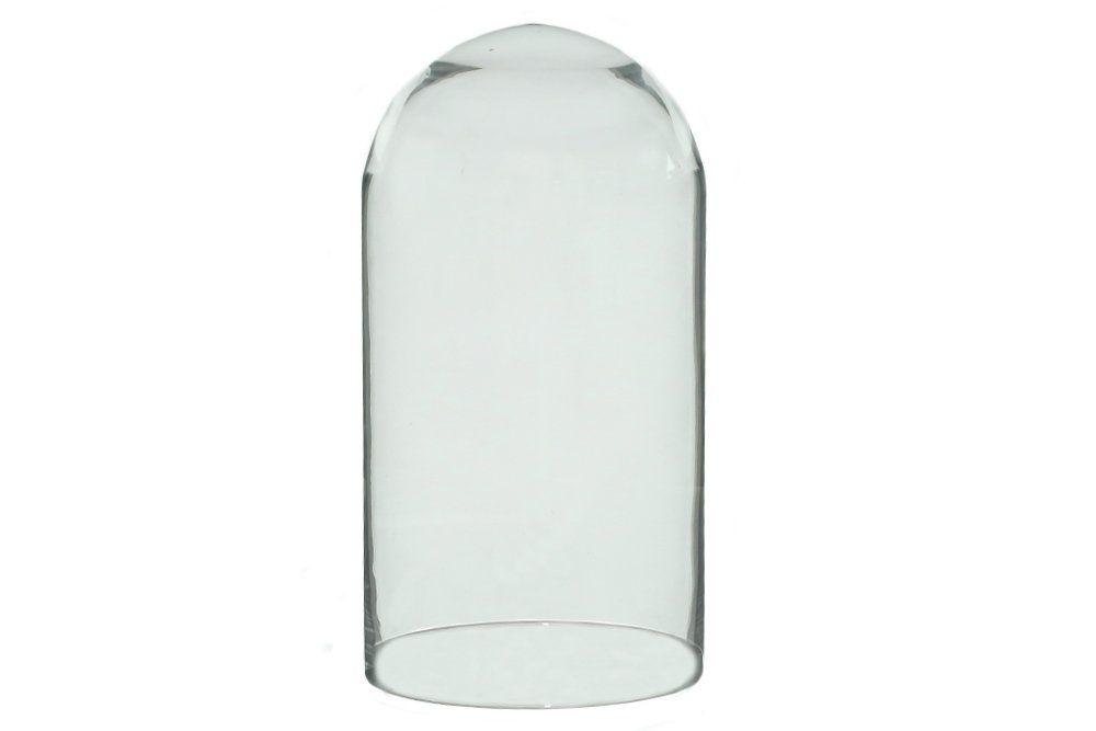 Cover em vidro artesanal polonês (Liso) -  24cm x 45cm Cor: Transparente
