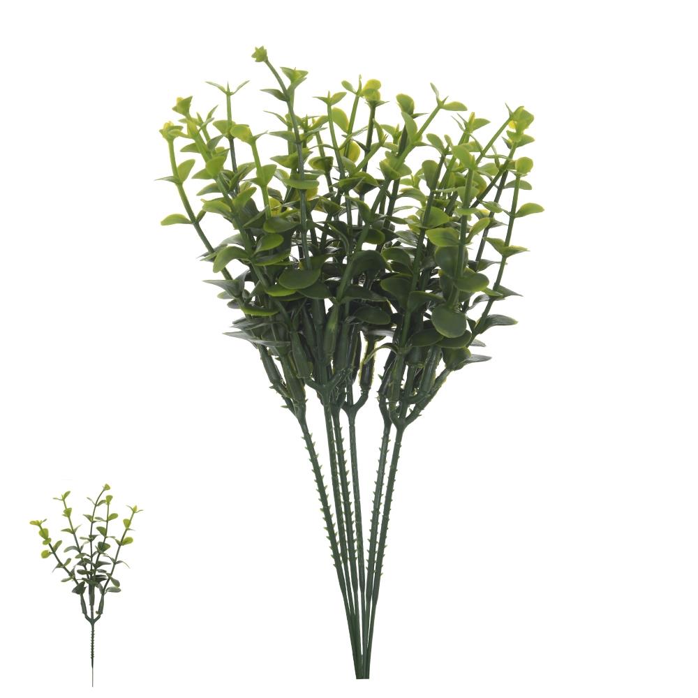 Folhagem Pick Eucalipto Verde Permanente 25cm