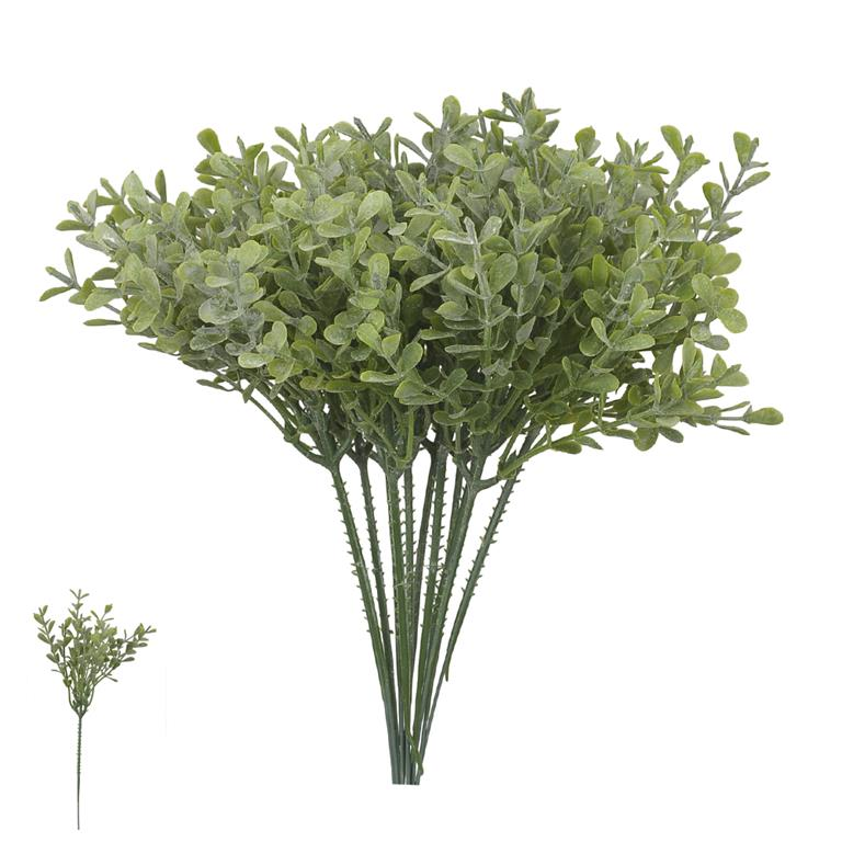 Folhagem Pick Grass c/ Powder Verde 22cm