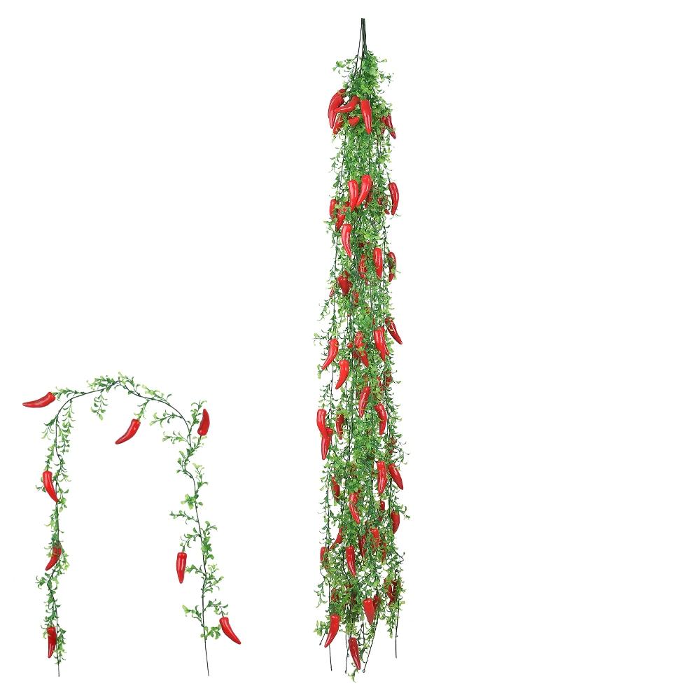 Folhagem Pimenta Vermelha Permanente 180m