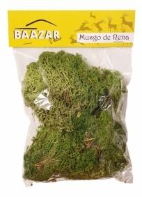Musgo De Rena Verde Musgo 50G